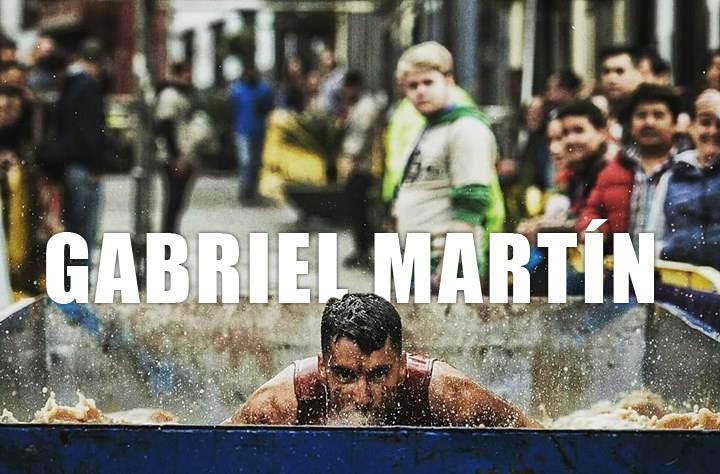 Soy Gabriel Martín, esta es mi historia.